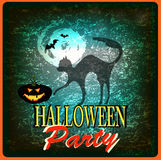 Halloween felice. Fotografia Stock Libera da Diritti