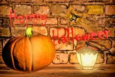 Halloween felice! Immagine Stock Libera da Diritti