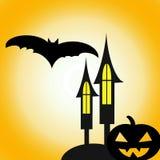 Halloween felice, giorno di Halloween royalty illustrazione gratis