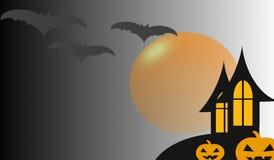 Halloween felice, giorno di Halloween illustrazione vettoriale