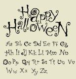 Halloween feliz Imagem de Stock