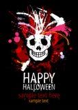 Halloween feliz. ilustração royalty free