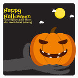 Halloween feliz Foto de Stock