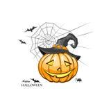 Halloween feliz! Fotografia de Stock Royalty Free