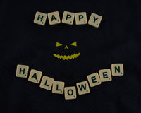 Halloween feliz Fotografia de Stock Royalty Free