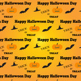 Halloween festival event pattern background Stock Photography