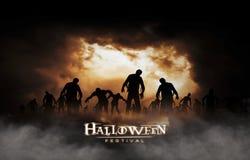 Halloween festival Stock Photo