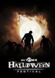 Halloween festival Stock Image