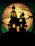 Halloween. Festival party easy use Stock Image