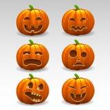 Halloween fijó 3 Foto de archivo