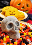 Halloween food Royalty Free Stock Photography