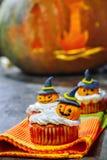 Halloween food Stock Photos