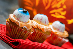 Halloween food Stock Images