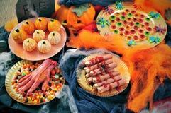 Halloween food Royalty Free Stock Photo