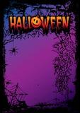 Halloween frame. Stock Photo