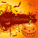 Halloween frame Royalty Free Stock Photos