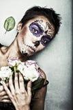 Halloween framsidakonst Royaltyfri Bild