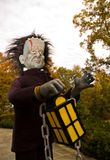 Halloween Frankenstein Royalty Free Stock Image