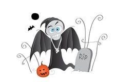 Halloween-Freunde lizenzfreie abbildung