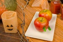 Halloween fun food Royalty Free Stock Photo