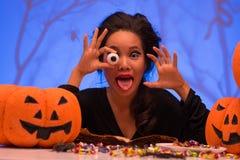Halloween fun Royalty Free Stock Photos