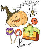 Halloween fun Stock Images