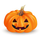 Halloween funny pumpkin Royalty Free Stock Image
