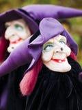 Halloween garneringar Royaltyfri Fotografi