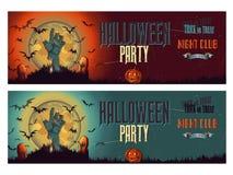 Halloween geben Eintritt frei Lizenzfreie Stockfotografie