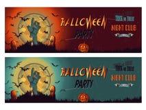 Halloween geben Eintritt frei Lizenzfreie Stockbilder