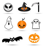 Halloween-Gegenstand Vektor Abbildung