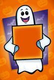 Halloween-Geist Lizenzfreie Stockbilder