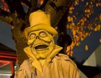 Halloween-Gespenst nachts - 2 stockfotografie