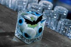 Halloween-Getränk Lizenzfreies Stockbild