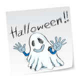 Halloween ghost Stock Images
