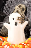 Halloween ghost Stock Photography