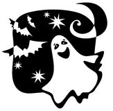 Halloween Ghost Royalty Free Stock Image