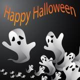 Halloween Ghost Background Stock Photos