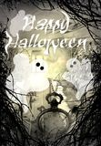 Halloween Ghosts Royalty Free Stock Images