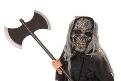 Halloween Ghoul Nine Royalty Free Stock Photo