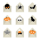 Halloween gifts Stock Images