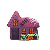 Halloween gingerbread Stock Images