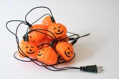 Halloween-Girlande Lizenzfreie Stockfotografie