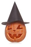 Halloween gourd Royalty Free Stock Images