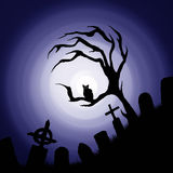 Halloween graphic Stock Photography