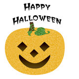Halloween greetings Royalty Free Stock Images