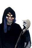 Halloween, Grim Reaper Stock Photo