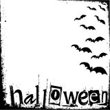 Halloween grunge background Stock Images