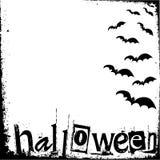 Halloween grunge background Stock Images