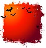Halloween grunge background Stock Image